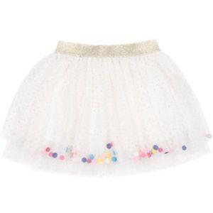 Betsy Johnson Ivory Tutu Layered Party Skirt